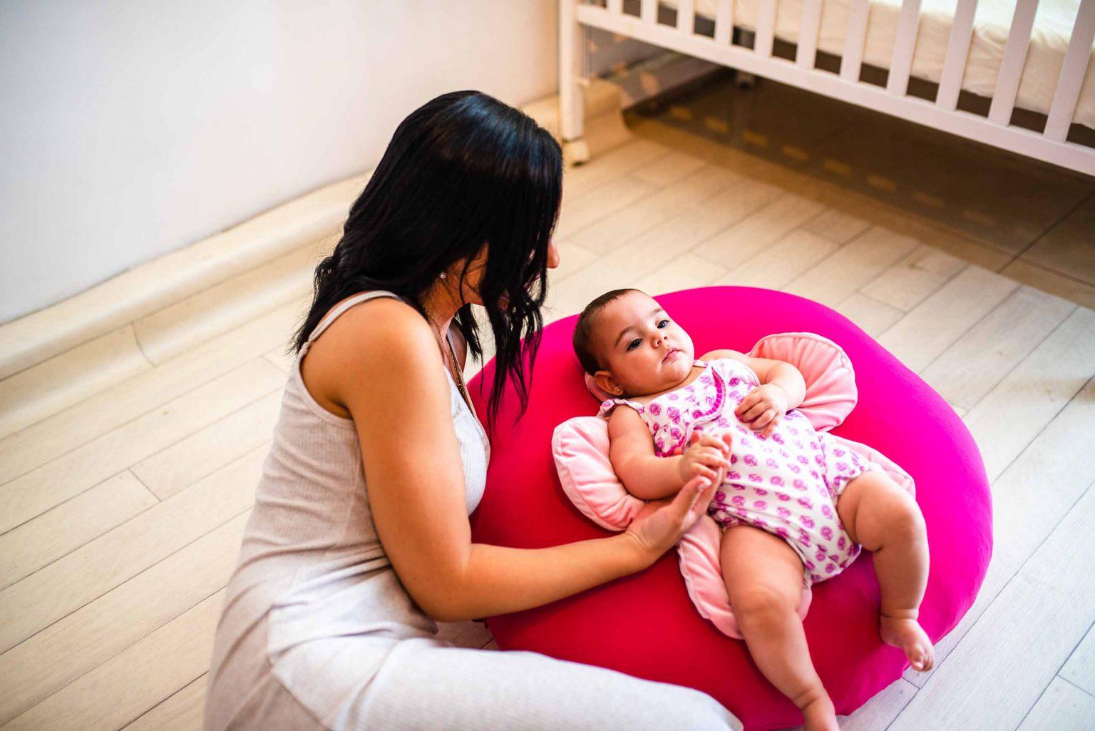 פופים לתינוק